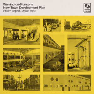Warrington-Runcorn New Town Development Plan